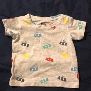 Levi's baby boy shirt